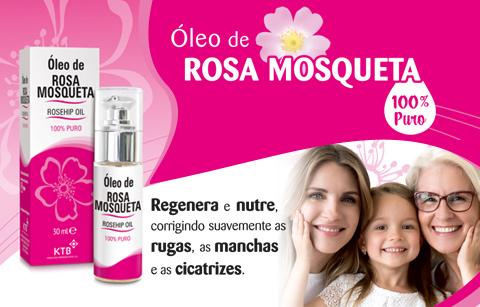 Óleo Rosa Mosqueta KTB