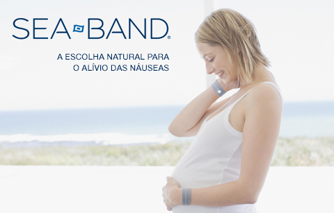 Sea-Band® pulseira