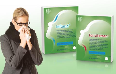 Influcid® & Tonsilotren®